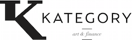 Kategory Art & Finance Sticky Logo